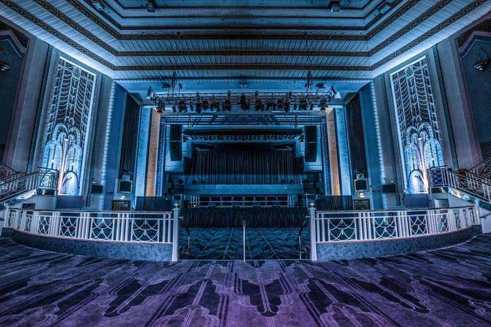 troxy venue interior